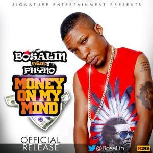 Bosaline-Money-on-my-Mind-Art